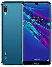 Huawei Y6 Prime 2019 Dual Sim - 32 GB, 2 GB Ram, 4G LTE, Sapphire Blue