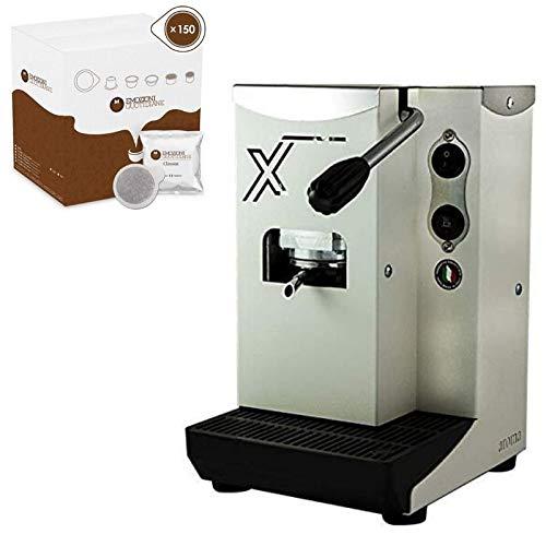 Aroma X - Cafetera de monodosis (44 mm, tamaño pequeño, fácil de ...
