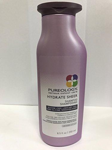 [Pureology Hydrate Sheer Shampoo 8.4 oz] (Pureology Extra Gentle Shampoo)