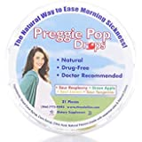 Preggie Pop Drops, Assorted Flavors, 21 Lozenges
