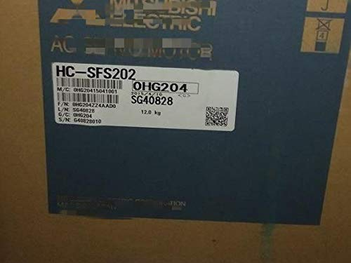 【再入荷】 (修理交換用 (修理交換用 )適用する MITSUBISHI/三菱電機 ACサーボモーター HC-SFS202 B07M7C9M6J )適用する B07M7C9M6J, サンビジコムshop:8280bb36 --- a0267596.xsph.ru