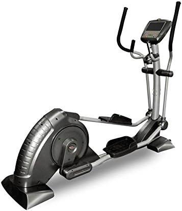 Bicicleta eliptica ALTA CALIDAD, control de pulsaciones, 8 ...