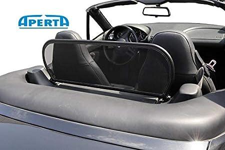 Aperta Windschott Passend Für Bmw Z3 E36 100 Passgenau Oem Qualität Schwarz Windstop Windabweiser Auto
