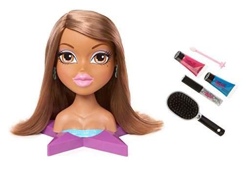 Bratz Styling Head- Yasmin Bratz Girl Doll