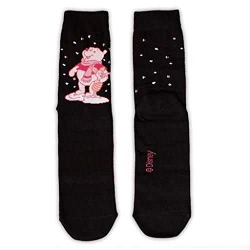 Chaussettes Ru Eu Paires 4 Noël Disney Féminines Pour Assortis 37 12 42 Minnie Mouse 8 1S10wrq