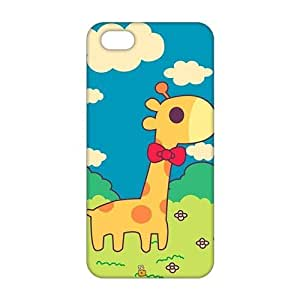 Cool-benz Cartoon lovely deer 3D Phone Case For Iphone 4/4S Cover