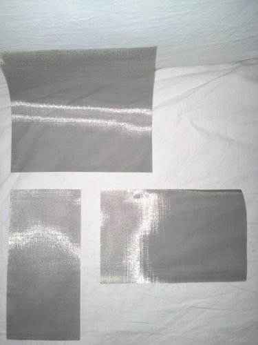 50 Micron Stainless Particulate Aquariums