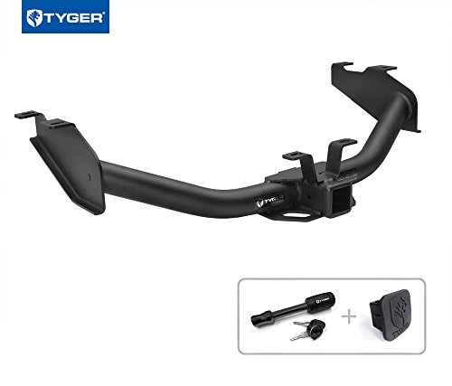Tyger Auto TG-HC3C0098 Class 3 Trailer Hitch Combo with 2