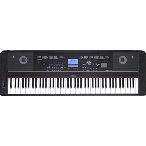 yamaha dgx660 88 key portable grand digital piano with. Black Bedroom Furniture Sets. Home Design Ideas