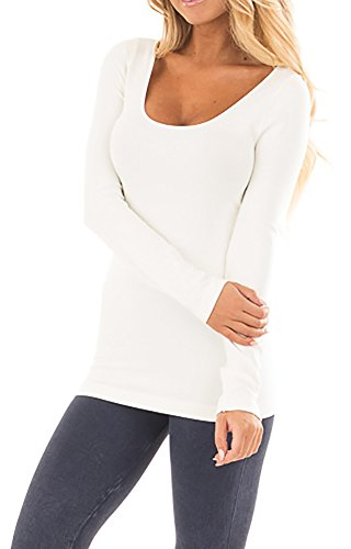 Long Sleeve Fitted Crew Tee - 3