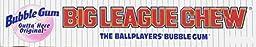 Big League Chew, Outta\' Here Original Bubble Gum, 2.12-Ounce Pouches (Pack of 12)