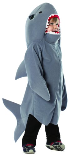 Toddler Shark Costume - Size 18 - 24 (Unique Toddler Halloween Costume)