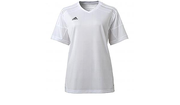 Amazon.com: Adidas Womens Regista 14 Jersey (S, White/White ...
