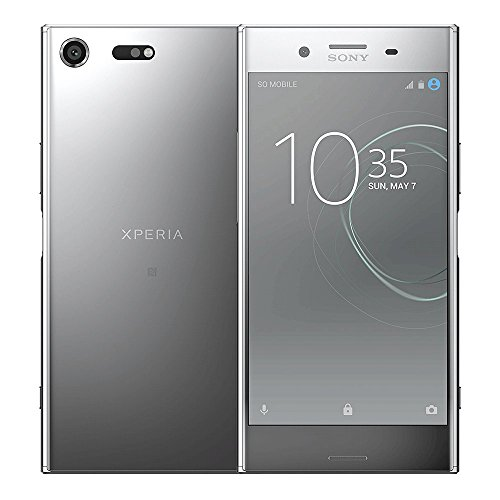 Sony Xperia Xz Premium G8142 64Gb Luminous Chrome  Dual Sim  5 5   Gsm Unlocked International Model  No Warranty
