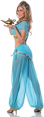 Delicious Arabian Nights Sexy Costume