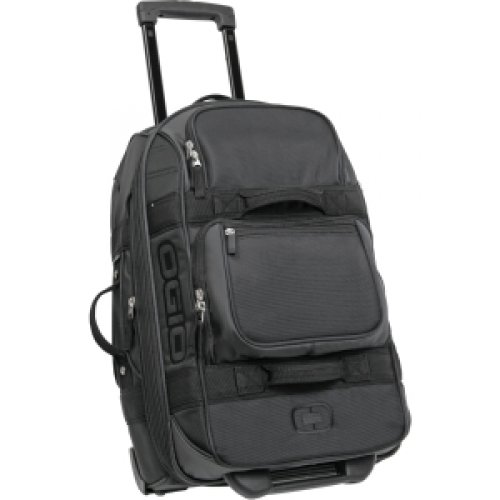 ogio 108227.36 Stealth Black 22'' Layover Bag by OGIO