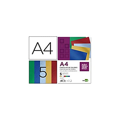 Amazon.com: liderpapel CM06 – Pack of 50 Card: Office Products