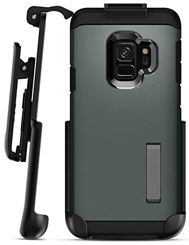 Encased Belt Clip Holster for Spigen Tough Armor Case – Galaxy S9 (case not included)