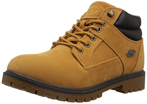 Boot Men's Mid Golden Lugz Wheat Fashion Cairo Gum Bark IT6wqdOxq