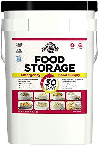 Best Emergency Food Supplies