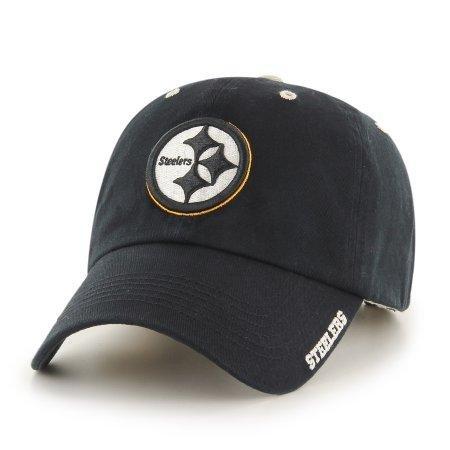 彼らのもの郊外ラップNFL Pittsburgh Steelers Ice調節可能なキャップ/帽子