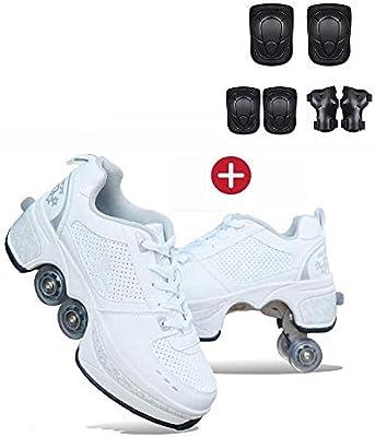 Multifunctional Deformation Shoes Quad
