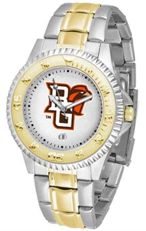 Linkswalker Mens Bowling Green Falcons Competitor Two Tone Watch ()