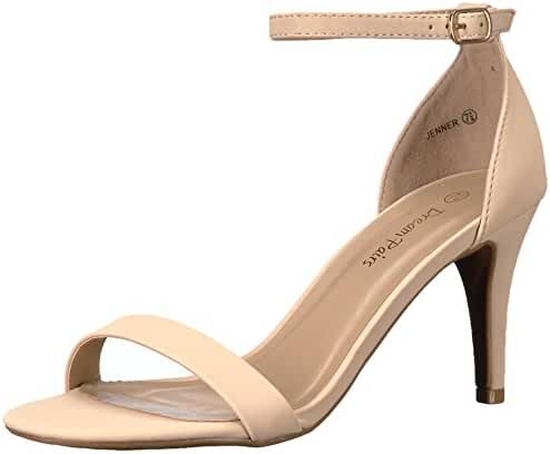 DREAM PAIRS Women's Jenner Dress Pump