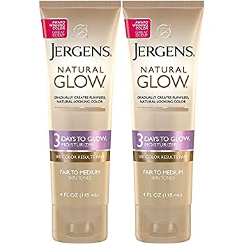 Natural Glow +Firming Daily Moisturizer by jergens #5