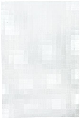 Plastic Canvas 12x18-Clear -