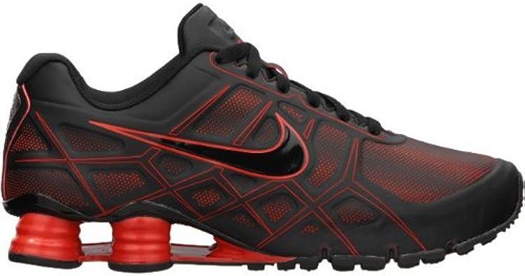 Para estrenar en venta diseñador de moda Amazon.com: Para hombre Nike Shox Turbo XII SL Zapatillas de running  negro/rojo/gris Escalofriante 472531 – 060: Shoes