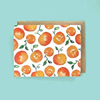 Clementines Greeting Card