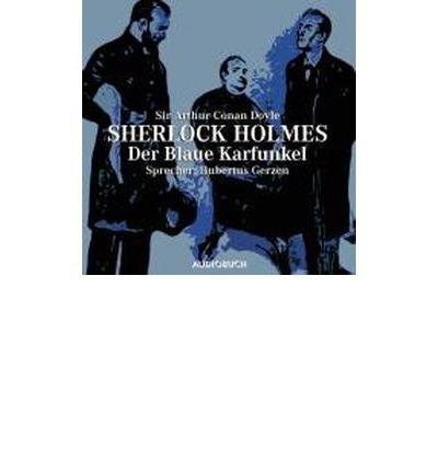 Sherlock Holmes - Der blaue Karfunkel. CD (CD-Audio)(German) - Common PDF