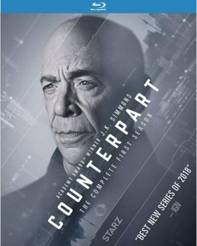 Counterpart; The Complete First Season [Blu-ray]