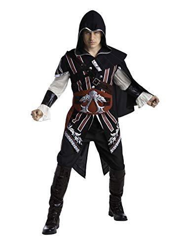 Palamon Assasin's Creed Ezio Auditore Deluxe Adult Costume (L ()