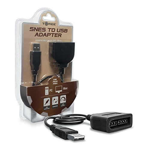 Tomee SNES to USB Controller Adapter
