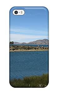 Keyi chrissy Rice's Shop 5720931K56268327 Durable Titicaca Lake Back Case/cover For Iphone 5/5s