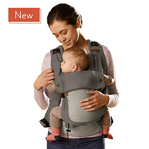 born free WIMA Baby Carrier – Baby Holder Carrier with Four Modes of Use, Adjustable Sling and Easy to Use Design