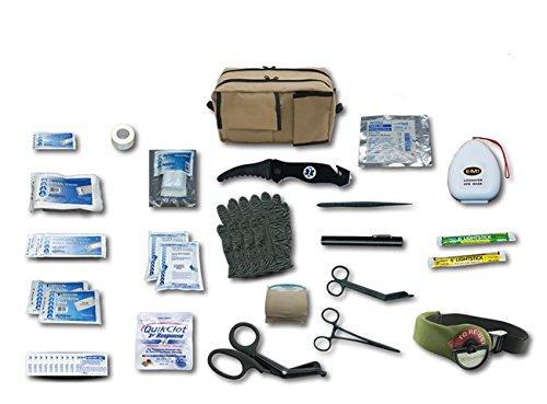 EMI Tacmed Basic Response Kit, Desert Sand (Desert Kit Sand)