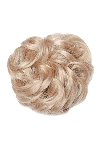 Flirt Champagne - Tony of Beverly Womens Synthetic Hairpiece ''Flirt'' (Iced Champagne)