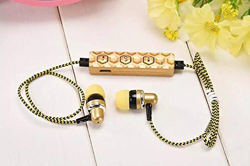 Koniycoi KB 900H Wireless Sports Bluetooth Headset with Mic   Gold