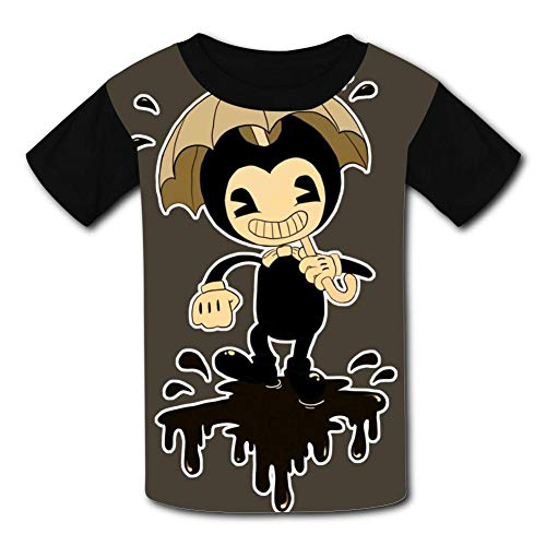 8f3499316049 Youth 3D Pattern Printed B-endy Short Sleeve T-Shirts Kids Casual Graphics  Tees