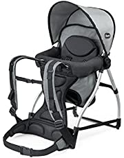 Chicco SmartSupport Backpack Carrier - Grey