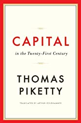 Capital by Thomas Piketty