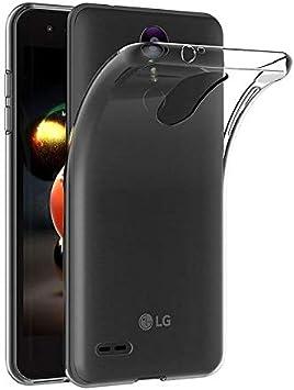 Mb Accesorios Funda Carcasa Gel Transparente para LG K9/K8 2018 ...