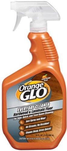 Orange Glo Hardwood & Laminate Everyday Cleaner, 22 Oz (Pack of 2)