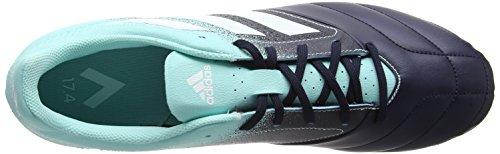 adidas Herren Ace 17.4 FxG Fußballschuhe Mehrfarbig (Energy Aqua /ftwr White/legend Ink )