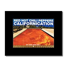 RED HOT CHILI PEPPERS - Californication Mini Poster - 21x13.5cm