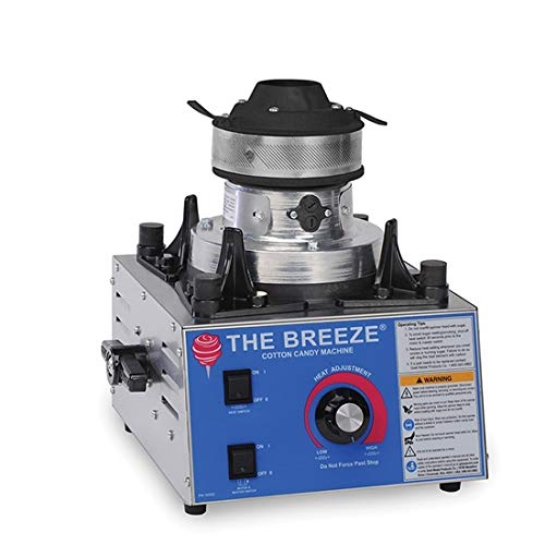 The Breeze Cotton Candy Machine | Gold Medal 3030-00-000 (Maker Cotton Medal Gold Candy)