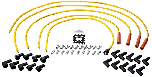 - ACCEL 4015ACC SuperStock 4000 Series Spark Plug Wire Set